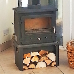 Wood Burning Stoves | Examples from Michael John Stoves, Cheshire